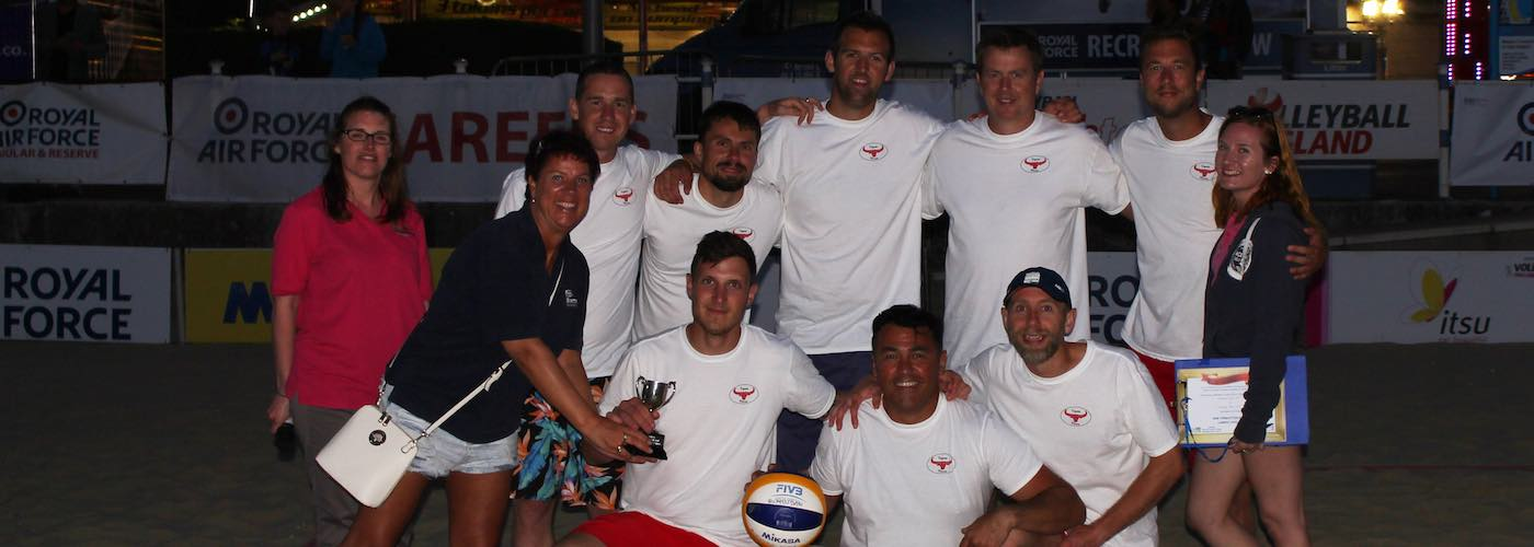 Charity Beach Volleyball Challenge