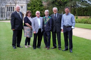 Centenary Photo - Past Presidents