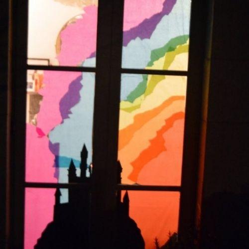 Dorchester Window Wanderland